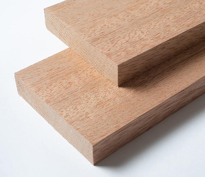 Meranti par hardwood